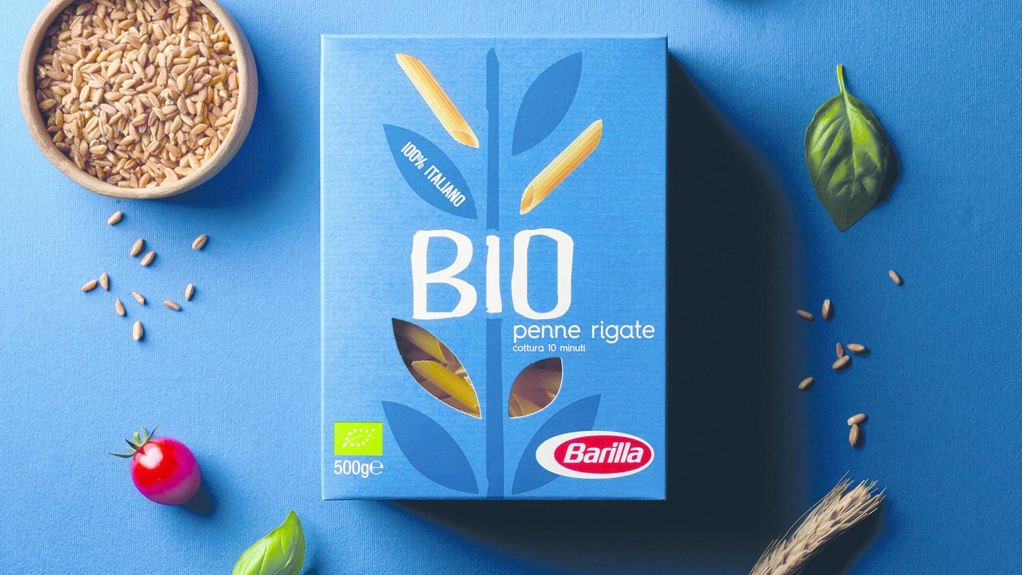 Barilla Bio & Legumotti
