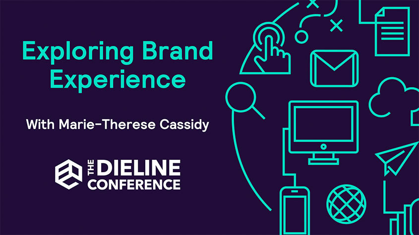 Marie-Therese Cassidy @ The Dieline Conference 2018