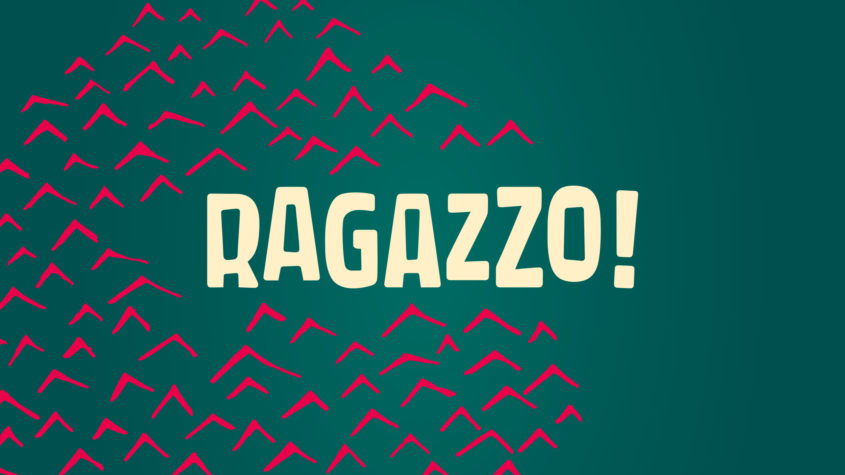 Ragazzo repositions brand to reveal its irresistible side