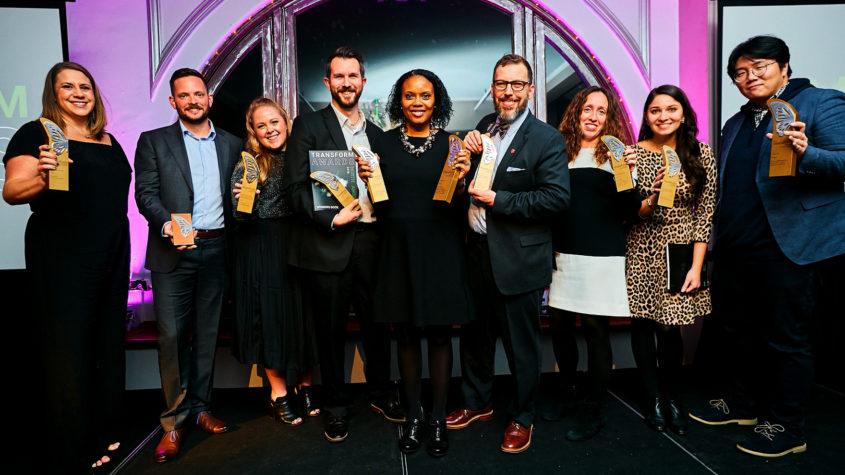 FutureBrand sweeps the North America Transform Awards