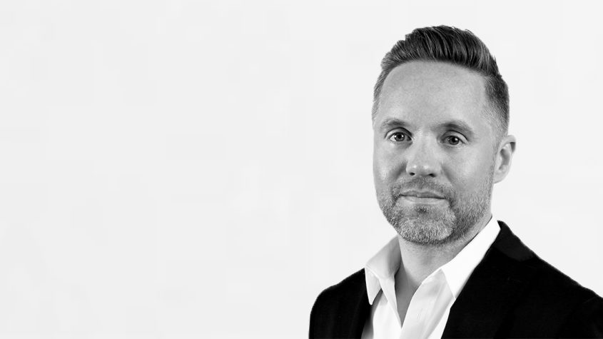 Daniel Andersson promoted to Co-Chief Creative Officer, North America