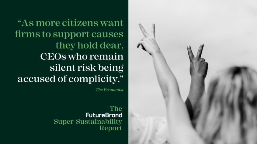 Beyond Sustainability: why the future must be built by Super-Sustainable Businesses