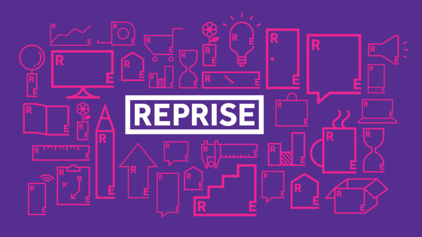 Reprise launches new brand identity with FutureBrand
