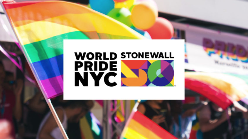 Celebrating the 50th anniversary of Stonewall with NYC Pride