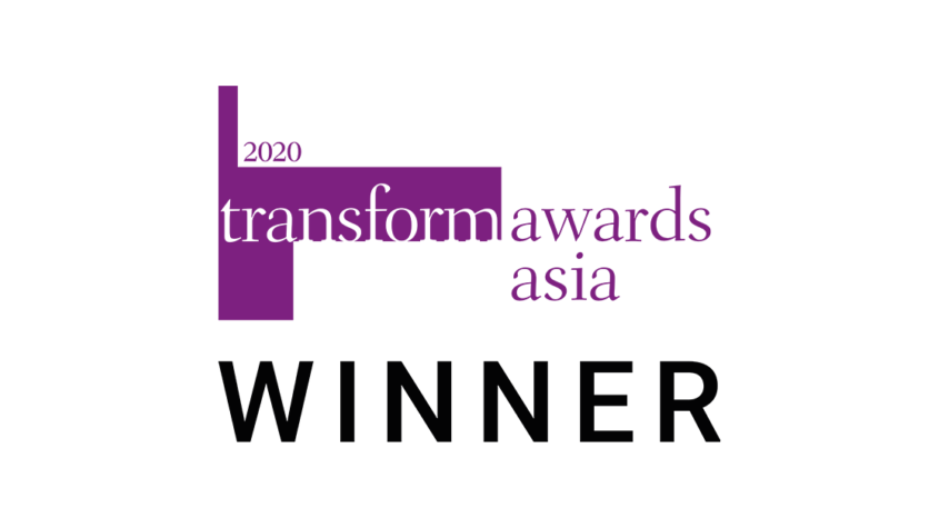 FutureBrand win 8 awards at Transform Awards Asia