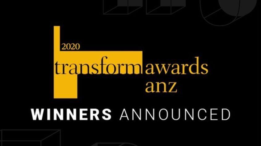 FutureBrand wins at 2020 Transform Awards ANZ