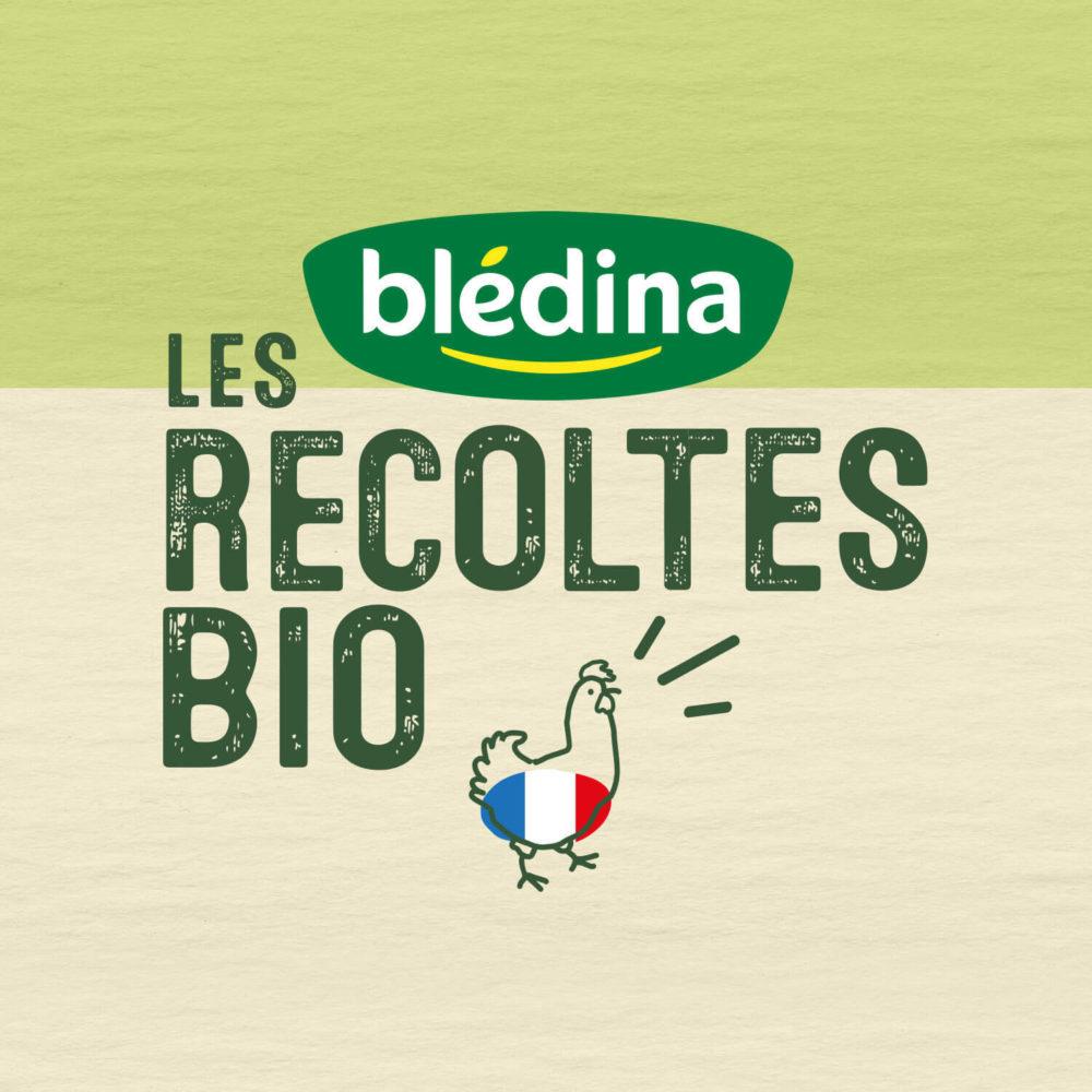 Les Récoltes Bio by Blédina