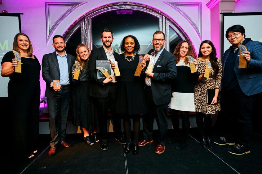FutureBrand sweeps the North America Transform Awards | FutureBrand for Riley Rose