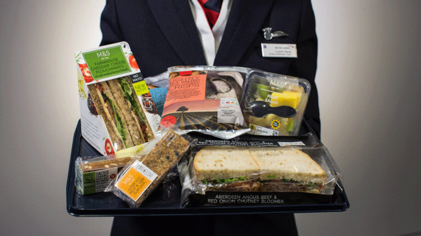 British Airways tie up with M&S causes turbulence