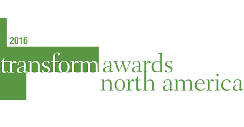 FutureBrand wins big at the Transform Awards North America 2016