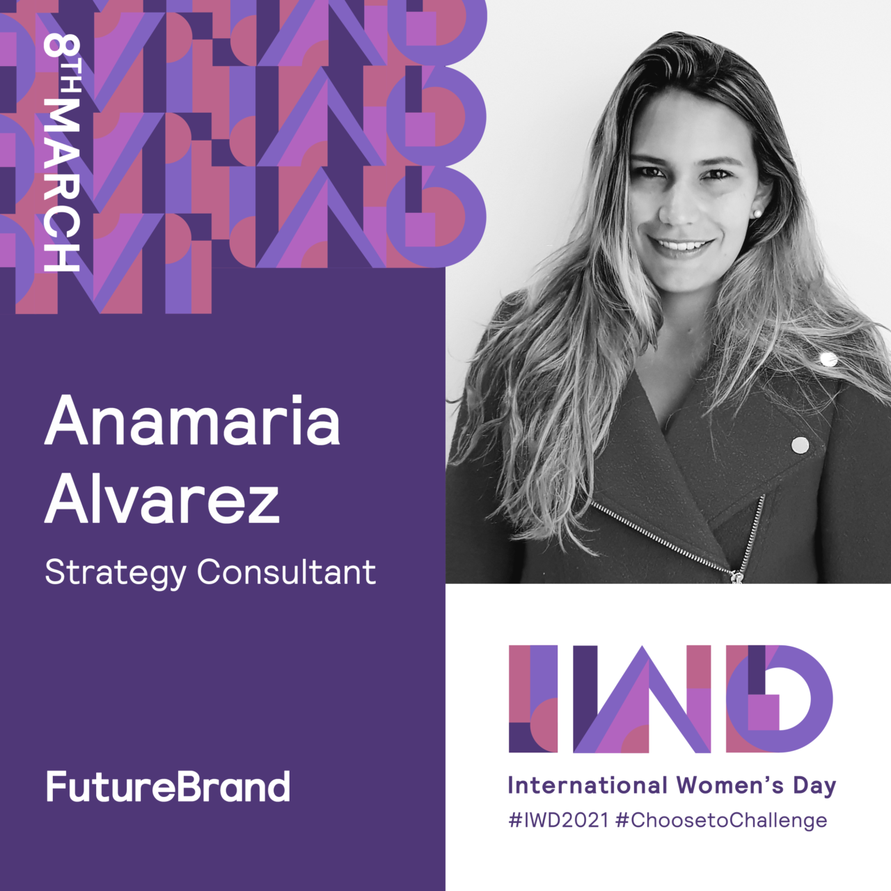 FutureBrand to host open conversations throughout March as part of International Women's Day