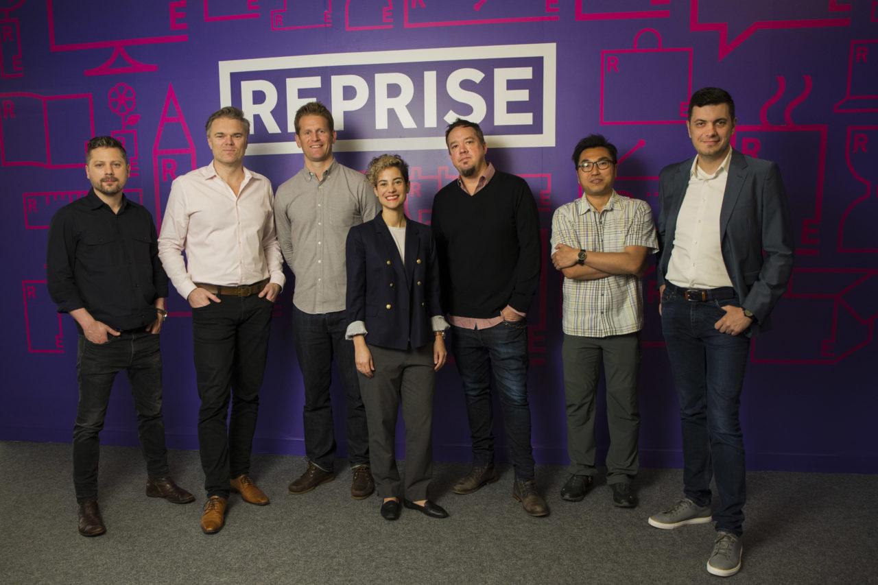Reprise launches new brand identity with FutureBrand