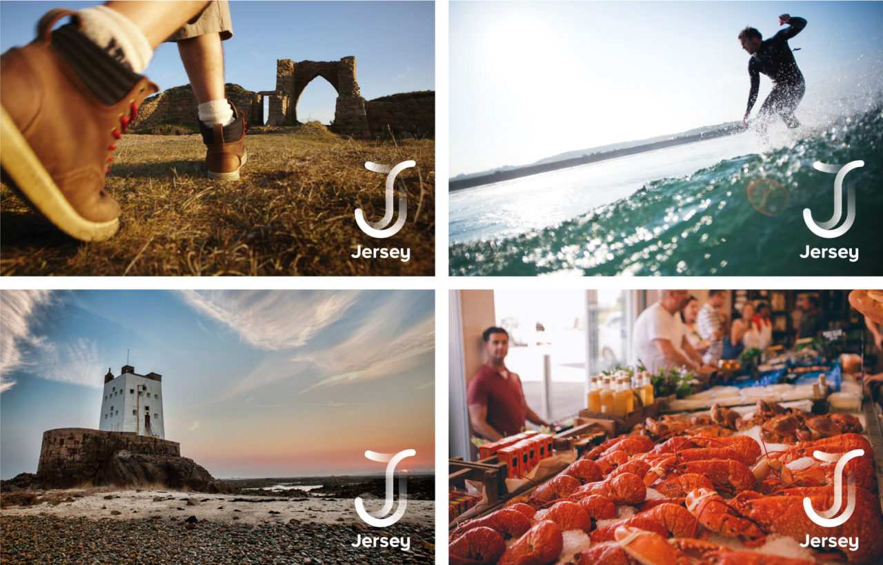 Visit Jersey proves the effectiveness of destination branding