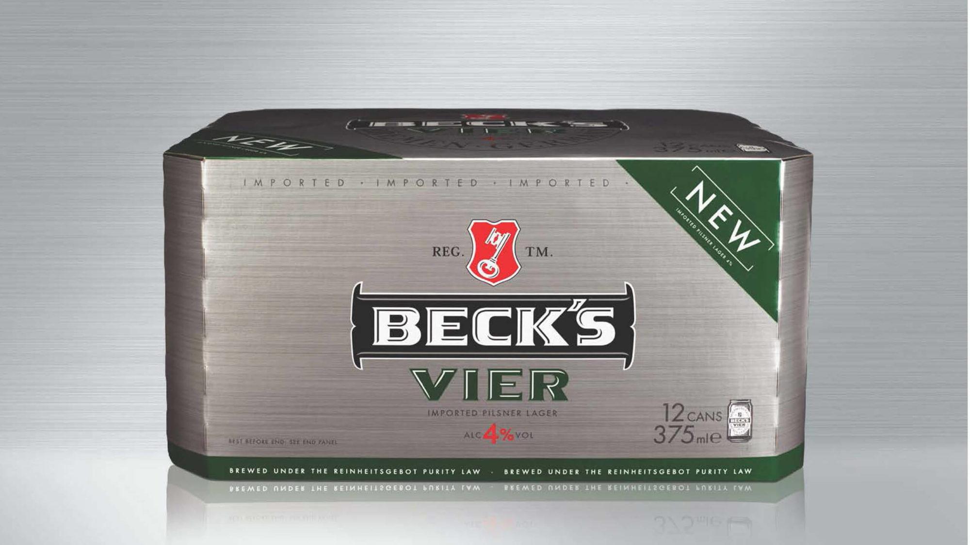 Beck's Vier