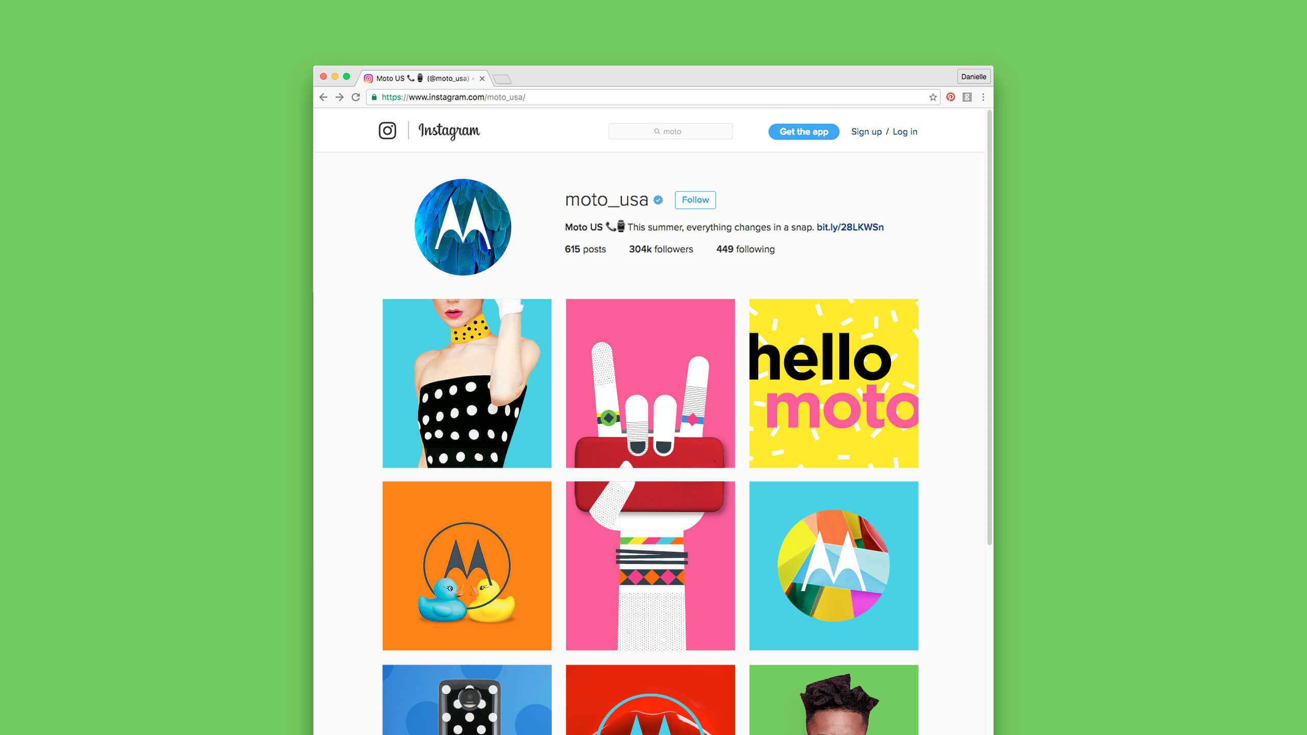 Lenovo Motorola | FutureBrand