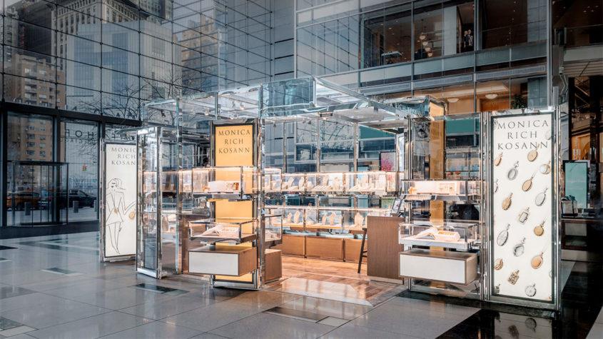Columbus Circle: Luxury Retail in New York