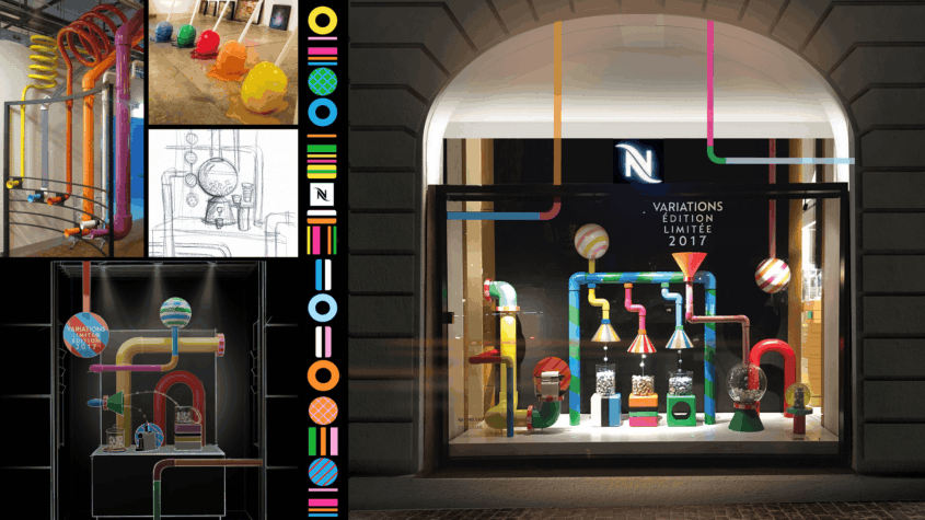 Nespresso Festive : Celebrating joy in every cup