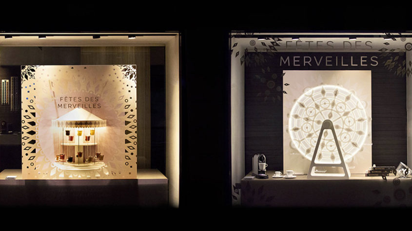 Nespresso Festive Campaign: Rediscover the holiday Joy