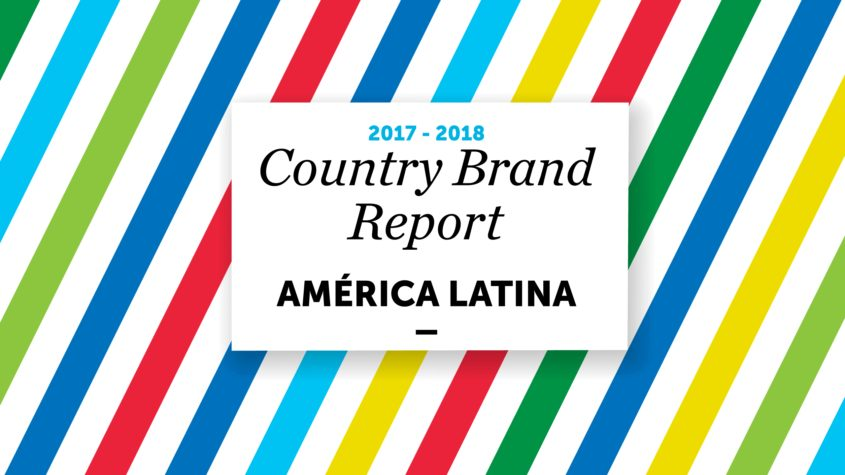Launch of Country Brand Report: Latin America