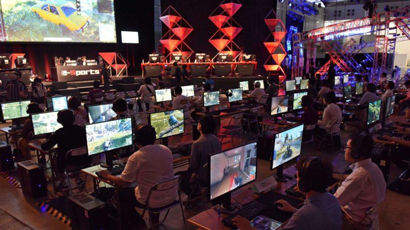 eSports – Beyond the Bedroom