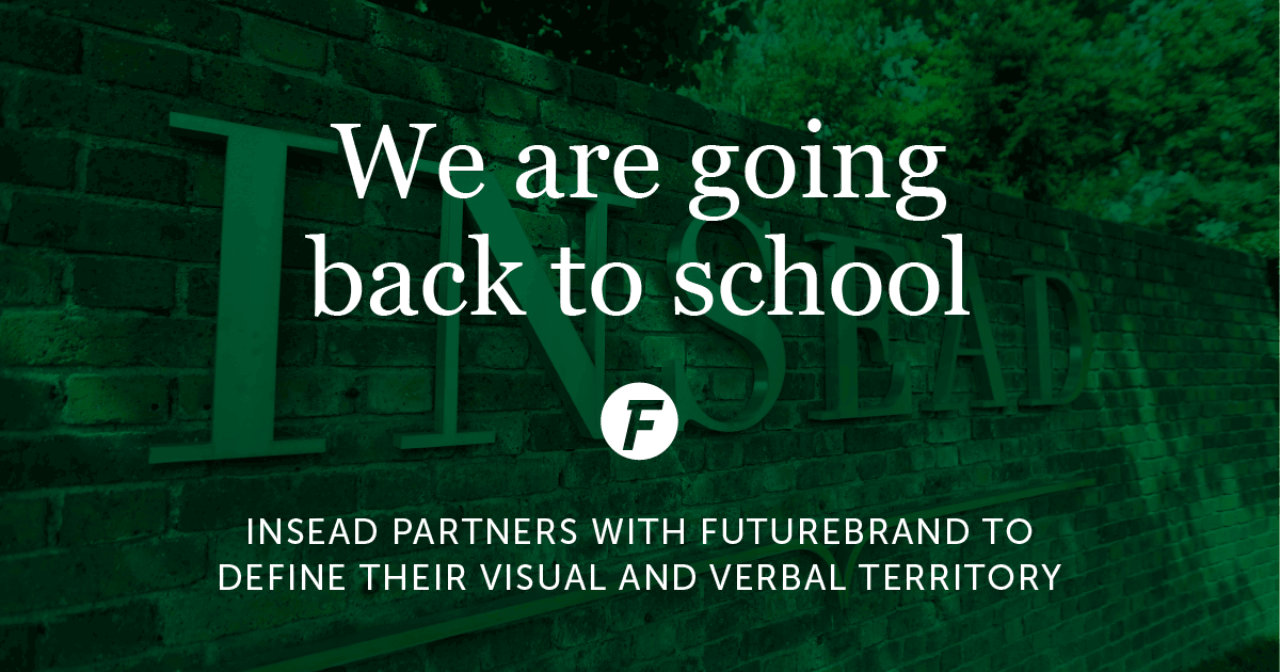 INSEAD Business School partners with FutureBrand
